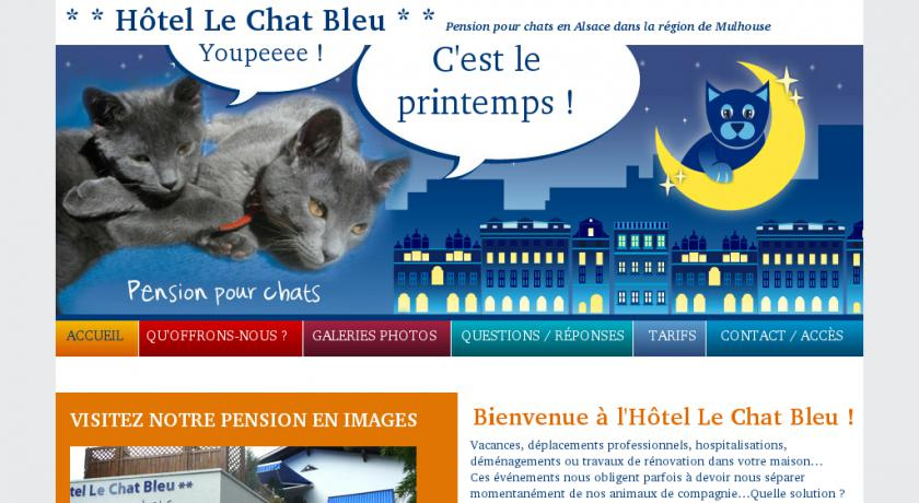 pension chat haut rhin