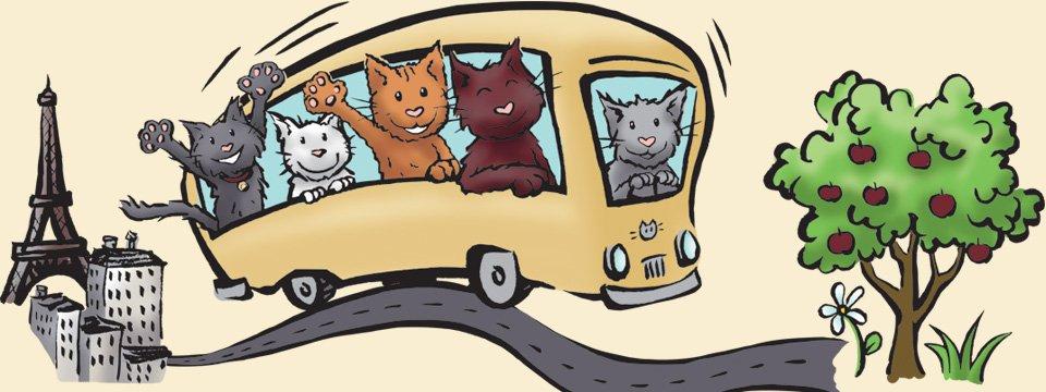 pension chat rouen alentours
