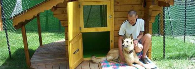 pension chien jarrier