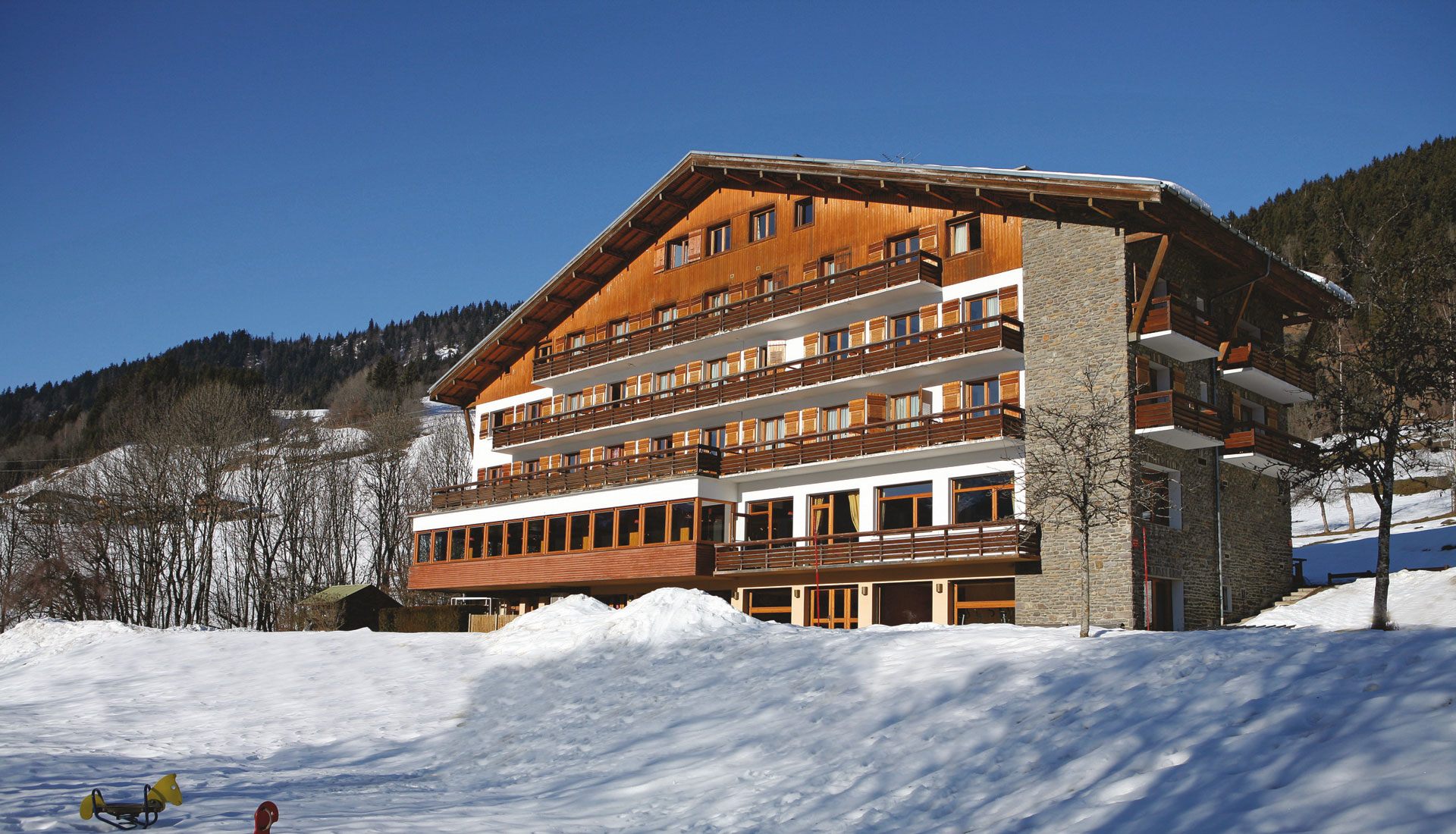 pension chien megeve