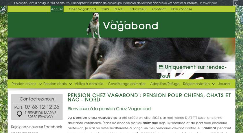 pension chien valenciennes