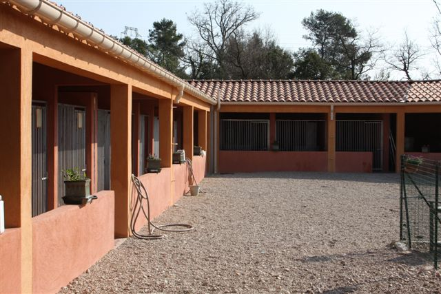 pension chien var